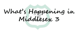 What's Happening in Middlesex 3